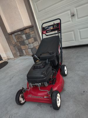 Toro Pro-Line Commercial SELF PROPELLED LAWN MOWER with clutch for Sale in Riverside, CA