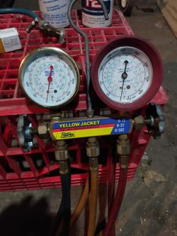 R12 freon gauges for Sale in Eola,  IL