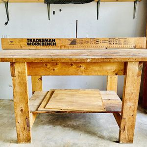 WORKBENCH for your next DIY for Sale in Hollywood, FL