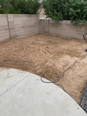 Free 3 tons of dirt! Need gone ASAP for Sale in Albuquerque, NM