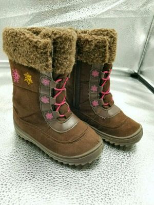 Girl's Winter Boots, Size 9M (Toddler) for Sale in Antelope, CA
