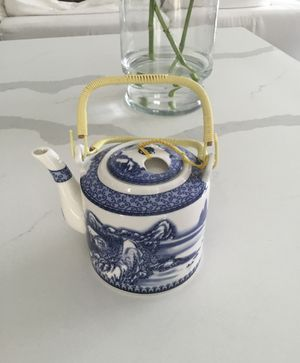 Petit porcelain tea pot for Sale in Southwest Ranches, FL