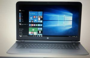 Hp pavilion notebook 17g 121wm for Sale in Chicago, IL