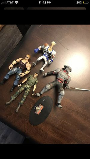 MIXED ACTION FIGURES LOT* for Sale in Fresno, CA
