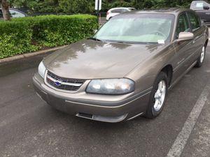 2003 Chevrolet Impala for Sale in Tacoma, WA