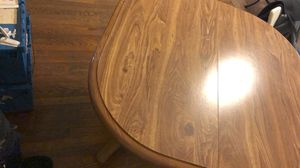 Wood Dinning Table for Sale in Fairmont, WV