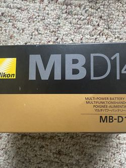 Nikon Battery Pack for Sale in Caldwell,  ID