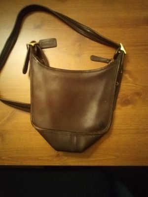 COACH! Brown Leather Purse for Sale in Everett, WA