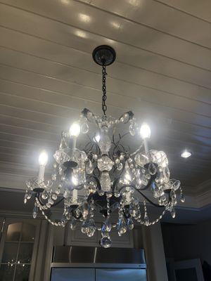 "Schonbek Madison 24""W 6-Light Crystal Chandelier for Sale in San Diego, CA"