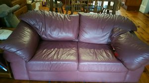 FREE couch and recliner for Sale in New York, NY