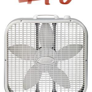 Lasko box Fan for Sale in Phoenix, AZ