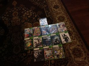 XBOX 360 GREAT WORKING GAMES AND PS3 GAME (NO SCRATCHES) for Sale in Sterling, VA