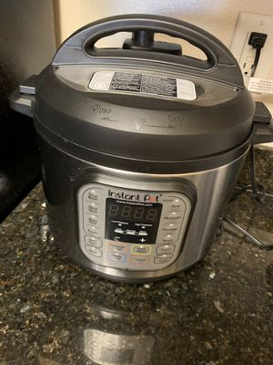 Electric pressure cooker for Sale in San Jose, CA