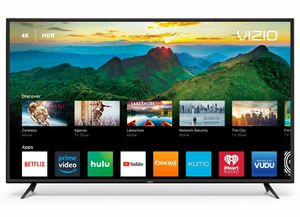 50 inch vizio smart 4k tv d50 f2 model messed up for Sale in Mount Lebanon, PA