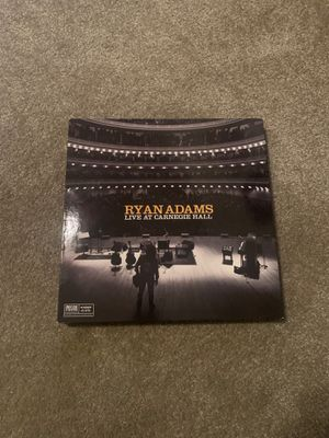 Ryan Adams 6LP Live at Carnegie Hall set. OOP limited run for Sale in Schaumburg, IL