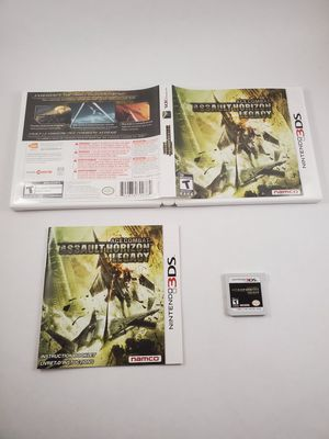 Nintendo 3DS Ace Combar Assault Horizon Legacy for Sale in St. Peters, MO