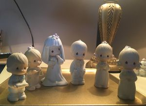 Precious Moments lot, wedding party for Sale in Annapolis, MD