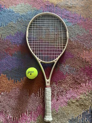 Wilson Prestige comp Graphite tennis racket high-quality used lightly for Sale in Las Vegas, NV