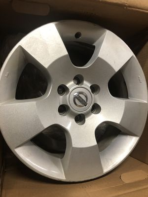 Nissan Pathfinder 2006 stock rims 4 for Sale in Federal Way, WA