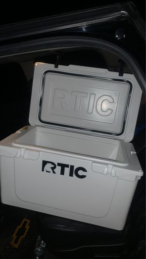 Rtic cooler for Sale in Garland, TX