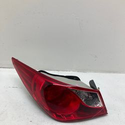 Fits Left Driver Outer Taillight For Hyundai Sonata 2011-2014  for Sale in Fontana, CA