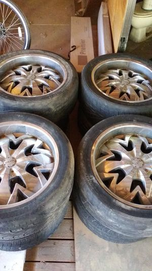 Hoyo Rims and tires for Sale in Lynwood, CA