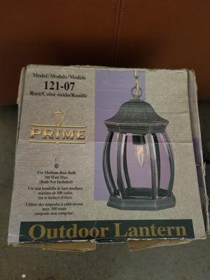 Aluminum Outdoor Lamp for Sale in Glendale, AZ