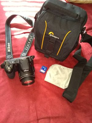 Nikon Coolpix L810 Digital Camera and Video Camera in One for Sale in Canton, GA