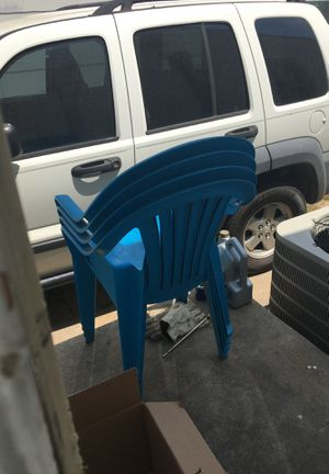 Lawn chairs for Sale in Fort Worth, TX