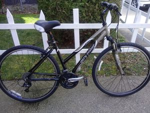 I'm selling a Women's Gary Fisher Zebrano.21 speed 29 inch.tall bike in very good condition.ready to ride for Sale in Providence, RI