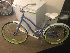 Girl's 24 Cruiser Bike, Blue/Neon Green for Sale in Stafford, VA