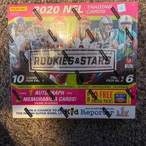 Rookies And Stars Hobby Box for Sale in Suffolk, VA