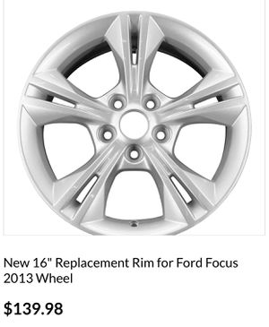 2012-18 Ford Focus Rims for Sale in GOODLETTSVLLE, TN