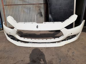 Maserati Ghibli 14-17 OEM bumper for Sale in Wilmington, CA