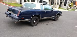 1983 Olds Cutlass Supreme for Sale in Federal Way, WA