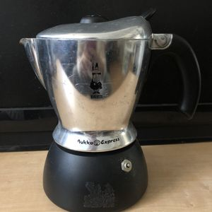 👍👍👍 Bialetti Mukka Express Stove Top Espresso Cappuccino 2 cup (12oz)👍👍👍 for Sale in La Habra Heights, CA