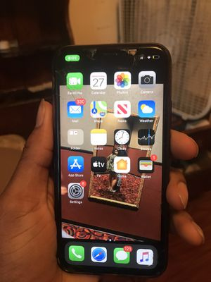 iPhone X for Sale in La Marque, TX