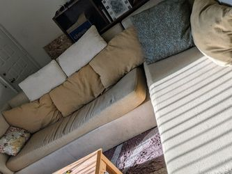 Chaise Sectional Sleeper Sofa with Queen Mattress for Sale in Phoenix,  AZ