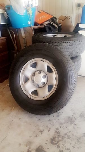 Newly used tires for Sale in Willows, CA