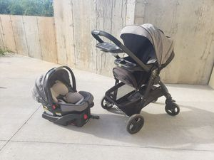 Very good preowned condition Graco stroller and Car Seat. for Sale in Rogersville, MO