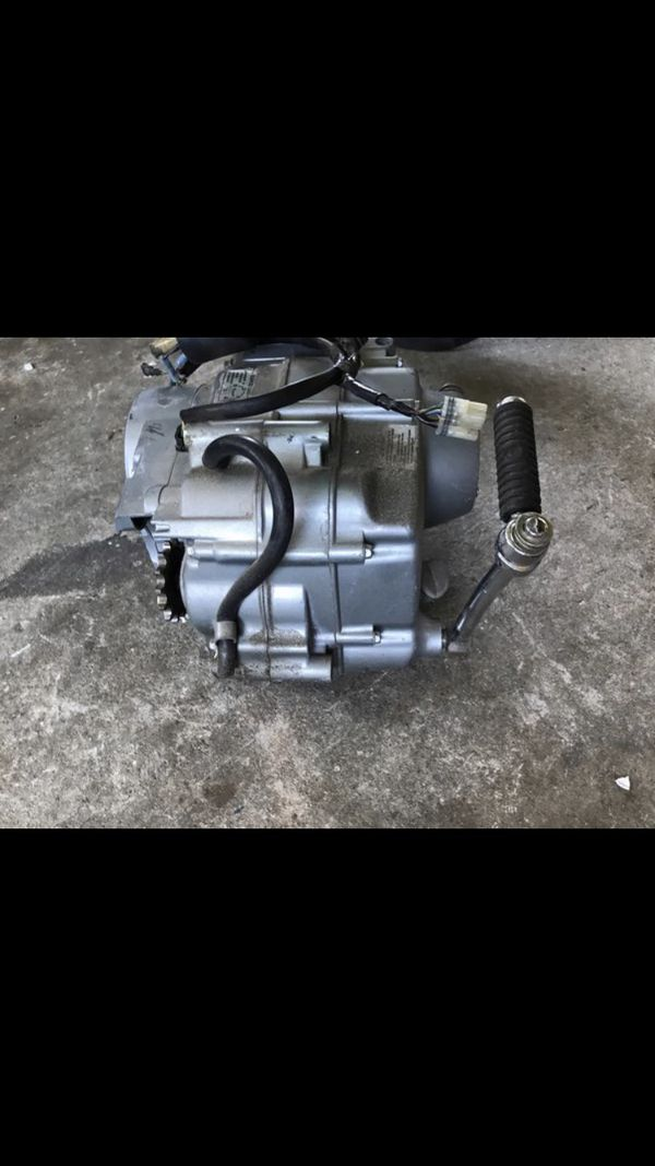 125 cc pit bike engine
