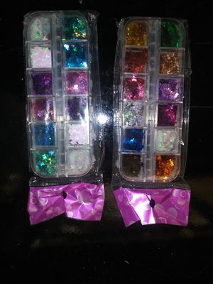 Nail Glitters for Sale in Fresno, CA