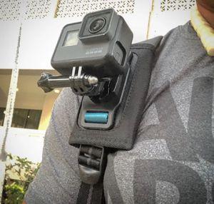 GoPro Hero 7/6/5 Backpack Shoulder Mount for Sale in Irvine, CA