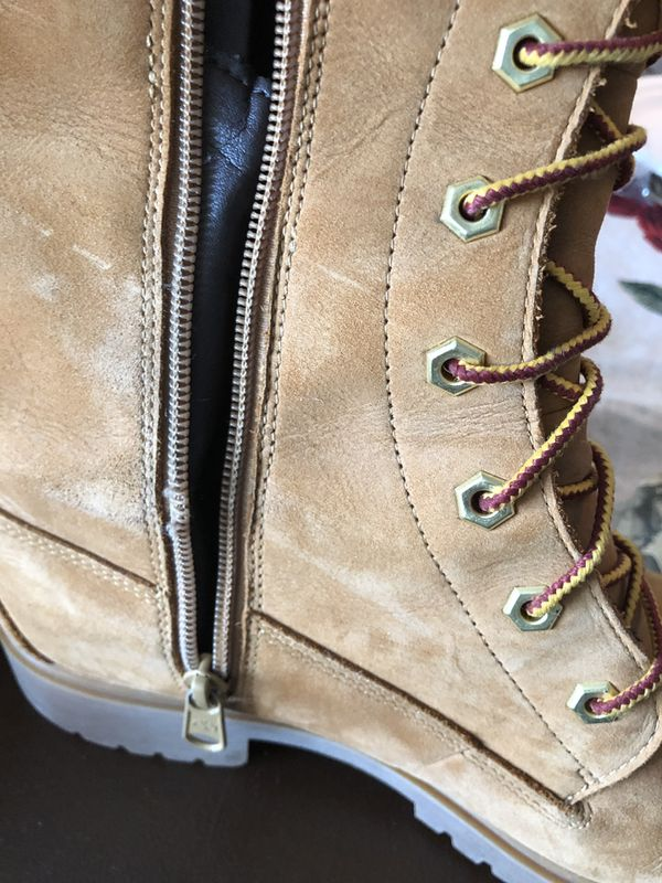Timberland Women's boots 14 inches size 9.5