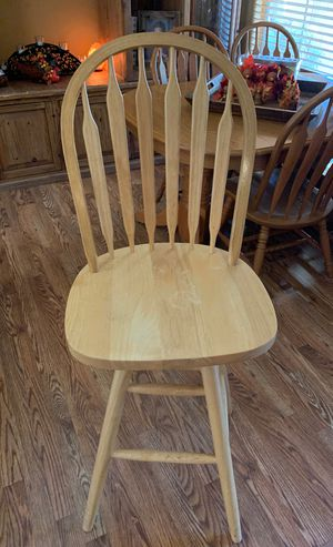 Bar Stool High 3 of Them for Sale in Chandler, AZ