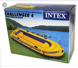 4 person inflatable boat for Sale in Port Orchard, WA