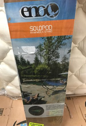 ENO - Eagles Nest Outfitters SoloPod Hammock Stand for Sale in Westminster, CA