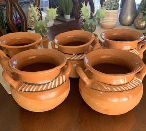 Mexican Vases-Jarritos for Fiesta Centerpieces. for Sale in Hacienda Heights, CA