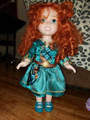 Merida doll for Sale in Dayton, OR