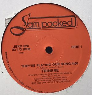 Trinere - There playing our song (12-inch vinyl) Single for Sale in Corona, CA